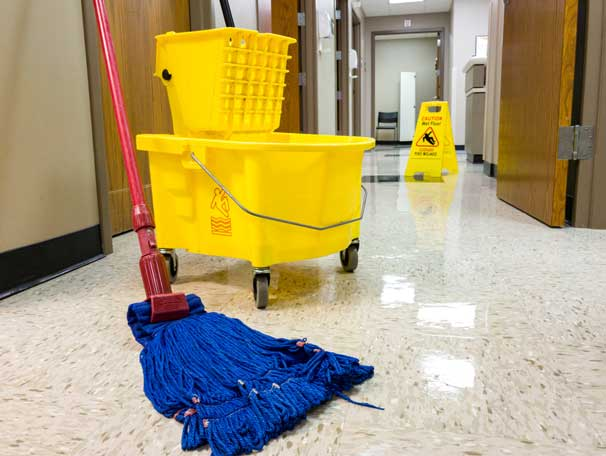 cleaning service for doctors office